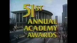 51st academy Awards Introduction only