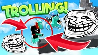 Today we take Minecraft trolling to the next level with our own tools on our own server. Be Trolled Today: manacube.com Will: http://youtube.com/Kiingtong Tw...