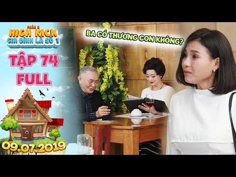 Gia đình là số 1 Phần 2|tập 74 full: Thám Hoa khóc nghẹn đón sinh nhật một mình vì ba bỏ đi hẹn hò - Thời lượng: 38 phút.