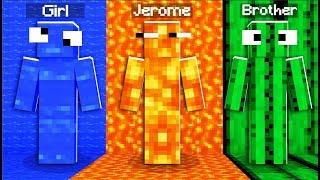 Extreme Camo PRANK In Minecraft Hide & Seek - Minecraft Minigame