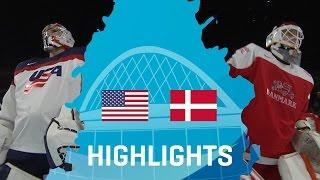 США - Дания7-2