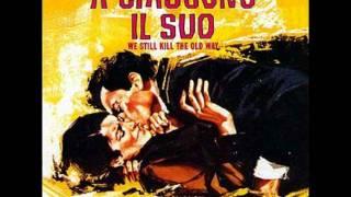 Download Lagu Luis Bacalov - A Ciascuno Il Suo (Titoli) Mp3