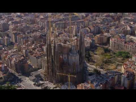 VIDEO: A Sagrada Familia de Barcelona em 2026