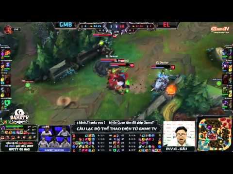 LCS EU 2015 mùa hè (W1D1) - GAMBIT GAMING vs ELEMENT - 29/05/2015
