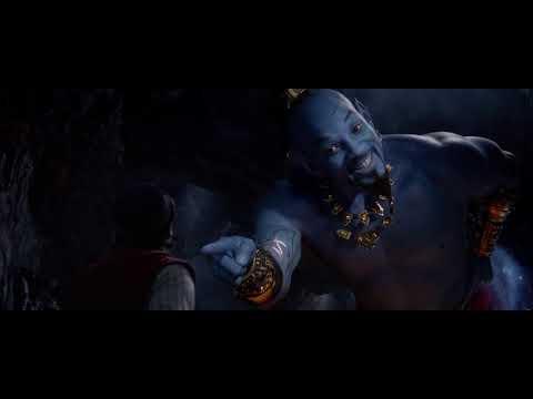 Preview Trailer Aladdin (2019), nuovo trailer ufficiale italiano