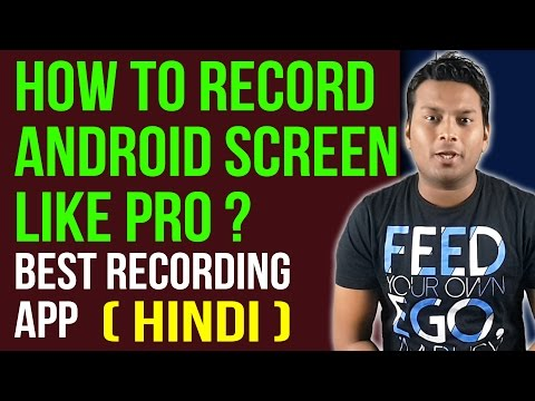 Best High Quality Screen Recording App (without Root) || Best App For Gameplay Recording