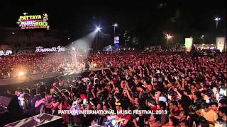 Pattaya International Music Festival 2013 - Bankk