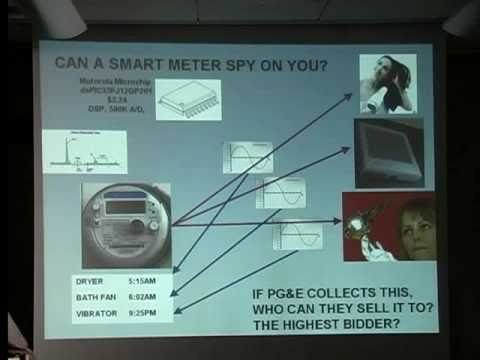 meter - In this invitational presentation to the San Francisco Tesla Society consulting engineer Rob States explains how PG&E's so-called 'smart' meters work and why...