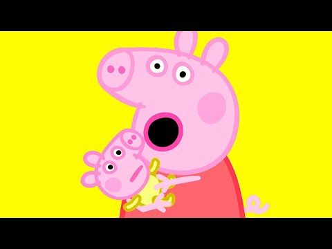 Peppa Pig Official Channel | Peppa Pig and the Baby Pig