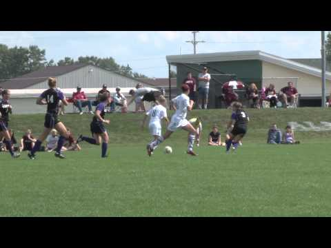 Alma College Women's Soccer - September 10 and 11, 2011