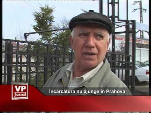Încărcătura periculoasă nu ajunge în Prahova
