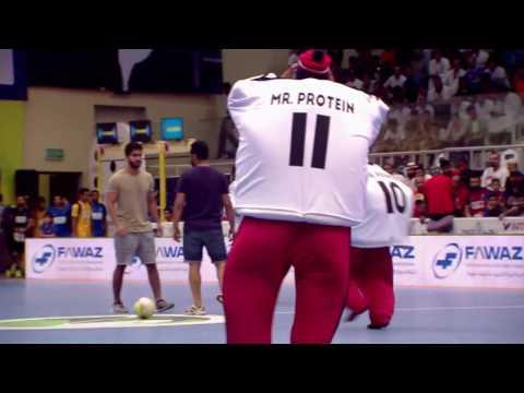 الروضان 2017 (22) : مباريات الامس