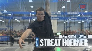 CrossFit Games Update Show host Sean Woodland catches up with Streat Hoerner, the second-place qualifier from the Central Regional. The two chat about Hoerner's massive improvement from last year's Games season, and his thoughts as he gets ready to head to Madison, Wisconsin, to compete at the 2017 Reebok CrossFit Games.The CrossFit Games -- (http://games.crossfit.com)The CrossFit Games® - The Sport of Fitness™The Fittest On Earth™