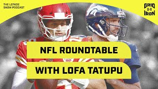 Jalen Ramsey Traded! And Seahawks Legend Lofa Tatupu Joins! | The Lefkoe Show by Bleacher Report