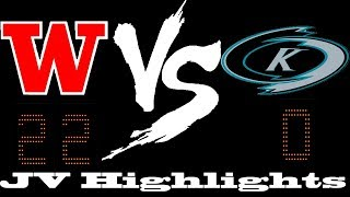 Highlights from Saturday's JV Football game between the Waianae Seariders and the Kapolei Hurricanes. The Waianae ...