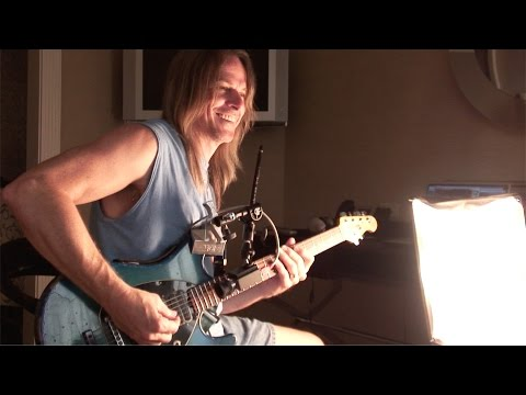 Steve Morse Lesson: Arpeggio Picking (The Steve Morse Interview, Chapter 6)