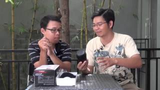 Tinhte.vn - Trên tay ống kính SAMYANG T1.5/85mm