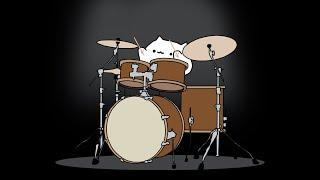 Bongo Cat Goes To Music School