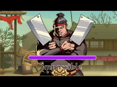Shadow Fight 2 || SHADOW vs BUTCHER - Impossible Eclipse Mode 「iOS/Android Gameplay」