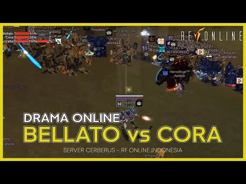 DUEL WAR CORA VS BELLATO - RF Online Indonesia