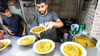 Video The Ultimate JERUSALEM FOOD TOUR + Attractions - Palestinian Food and Israeli Food in Old Jerusalem! MP3, 3GP, MP4, WEBM, AVI, FLV Februari 2018
