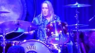 Natal drums and Marshall amplification present the Bonzo Bash NAMM Jamm on Thursday, January 24, 2013 at the Observatory ...
