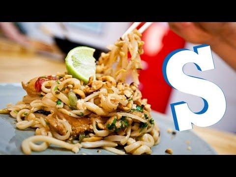 CHICKEN PAD THAI RECIPE – SORTED