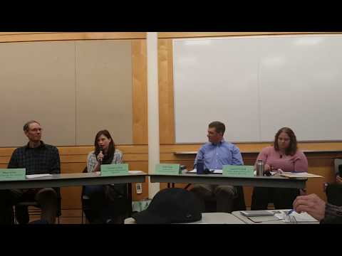 GreenLane Forestry Panel - Panelists Address Aerial Spray