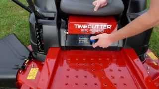 3. Toro TimeCutter SS Series Zero Turn Mower Review