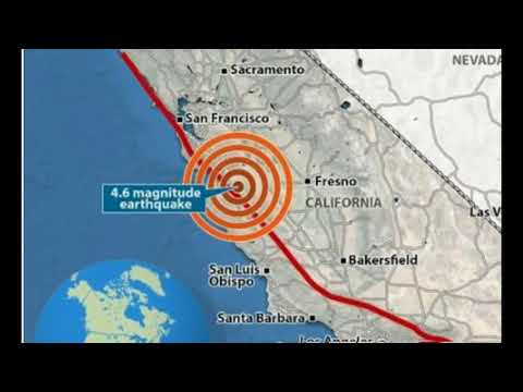 Earthquake Swarm Beneath The San Andreas Fault Is Making Scientists Nervous!