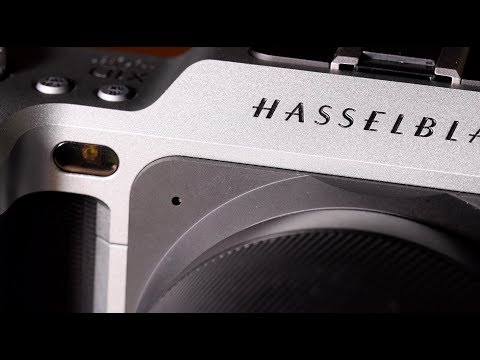 Hasselblad X1D Field Kit - Unboxing