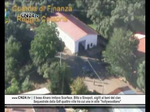 Sequestrati beni per 30 milioni di euro alla cosca Alvaro, i dettagli