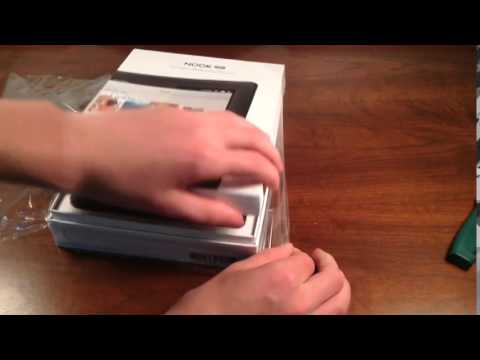 Nook HD+ Unboxing