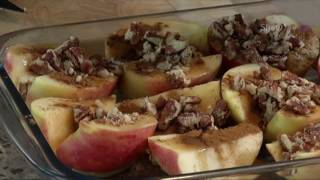Fresh Health with Amber Approved on Shaw TV:  Baked Apples
