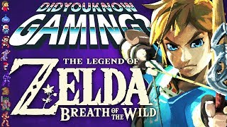 Video Zelda Breath of the Wild - Did You Know Gaming? Feat. Furst MP3, 3GP, MP4, WEBM, AVI, FLV Oktober 2018