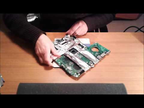 Come riparare la Scheda Video di un notebook