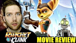 Ratchet & Clank - Movie Review by Chris Stuckmann