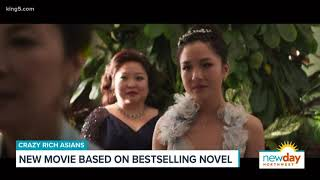 Video Get an inside look of the upcoming film Crazy Rich Asians  - New Day NW MP3, 3GP, MP4, WEBM, AVI, FLV April 2019