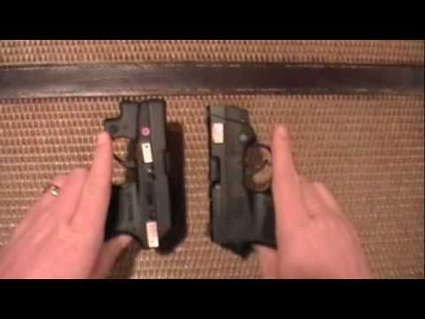 Ruger LCP vs Bodyguard 380