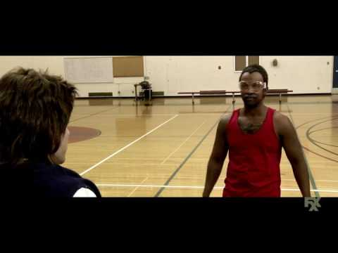 It's Always Sunny - Lethal Weapon 6 Basketball Scene