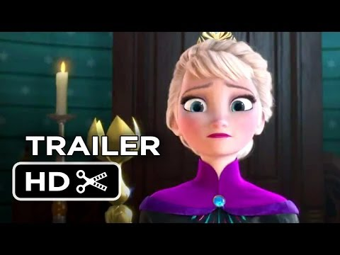 Frozen Official Elsa Trailer (2013)