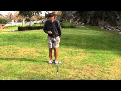 San Diego Golf Lessons – Golf Address – Sweeping the driver | Mike Wydra