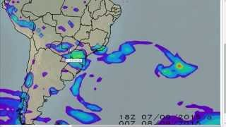 A meteorologista Josélia Pegorim comenta sobre a chuva esperada para o Sudeste e Centro-Oeste do Brasil a partir de 7 de setembro. Será que a chuva veio para...