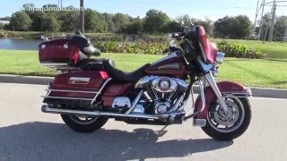 4. Used 2006 Harley Davidson FLHTC Electra Glide Classic