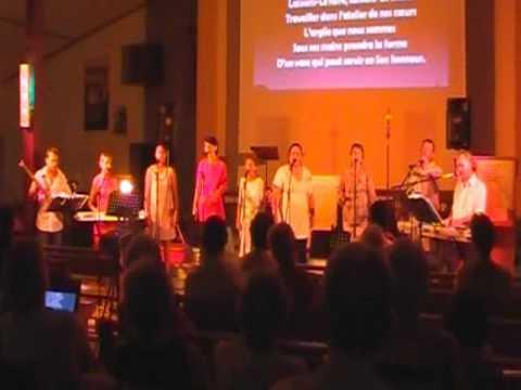 Les Voix de l'Argens - Un Vase en ton Honneur