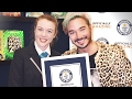 J Balvin - Longest stay at No.1 on US Hot Latin Songs chart - Guinness World Records