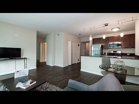 Video – Tour a one-bedroom plus den at Streeter Place apartments