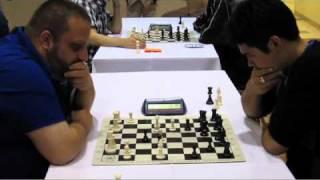 2011 $10,000 St. Louis Blitz Open: Finegold - Nakamura