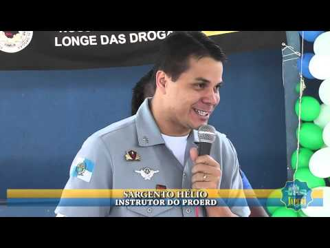 FORMATURA DO PROERD EM JAPERI