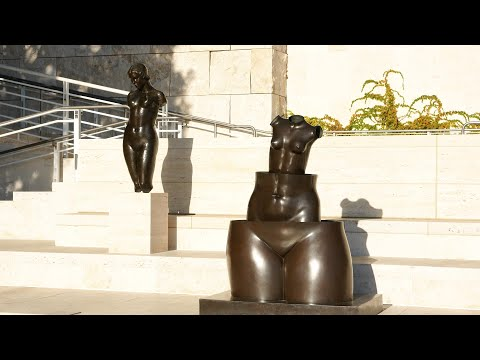 Getty Trust - The Getty Center, in Brentwood, Los Angeles, California, is one of two locations of the J. Paul Getty Museum. The museum's permanent collection includes